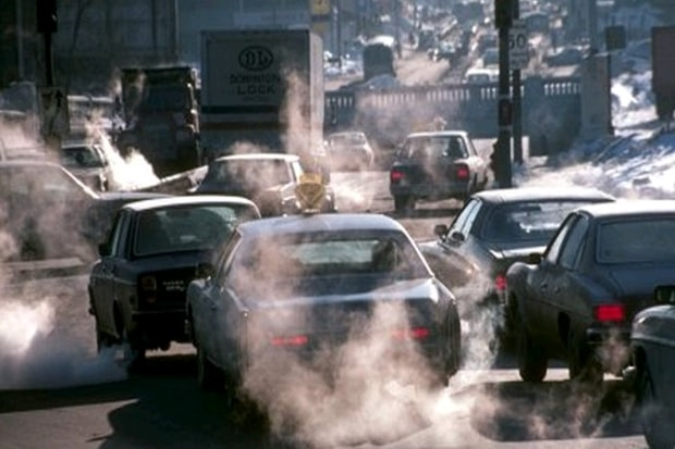 Exposure to Ultrafine Particles in Polluted Air May Trigger a Nonlethal Heart Attack