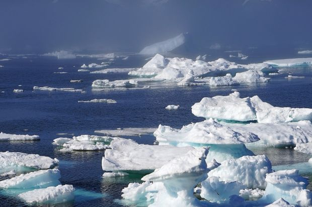 Greenland Ice Sheet Melting Faster than Estimated