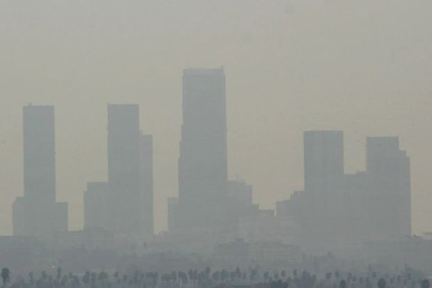 The Impact of Ground-level Ozone Pollution