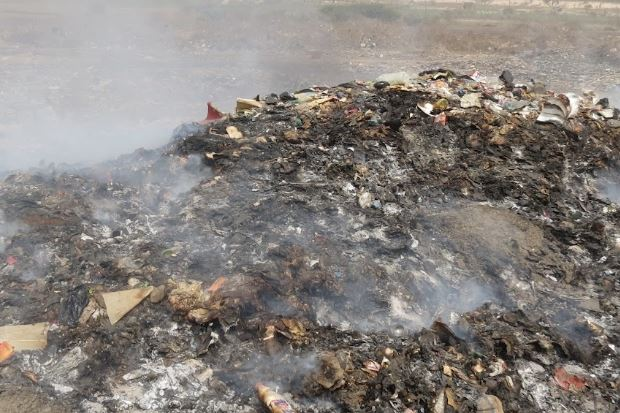 Landfill Gas Pollution